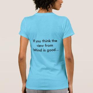 Women's American Apparel Fine Jersey t shirt. T-Shirt