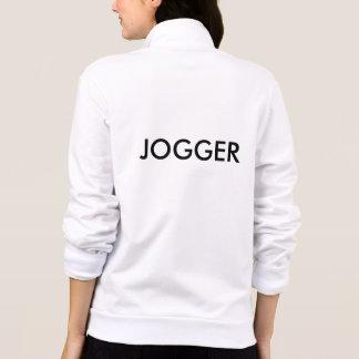 Women's American Apparel Fleece Zip Jogger