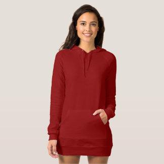 Womens American Apparel Hoodie Dress