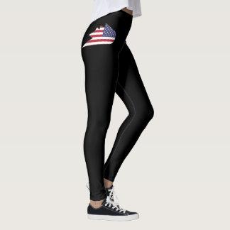 womens american grind skateboarding leggings yoga