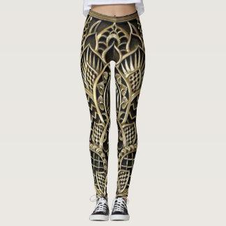 Women's Art Deco Design Leggings