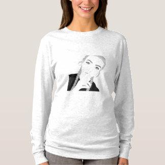 Women's Ash Shhh Long Sleeve T-Shirt