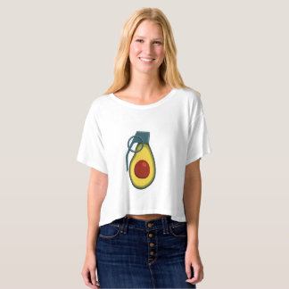 Women's Avocado Grenade T-shirt