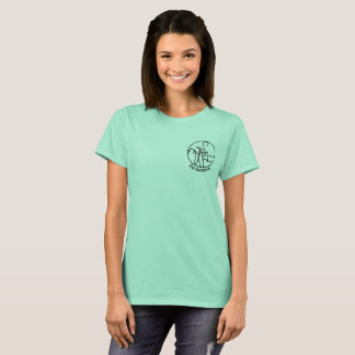 Womens Badlands tee