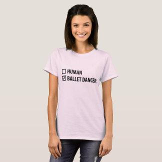 Women's Ballet Dancer T-Shirt