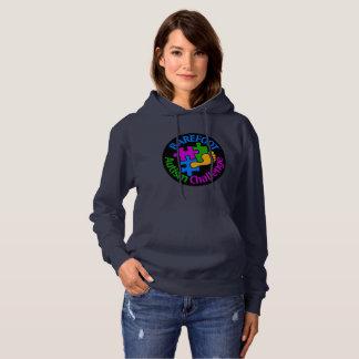 Women's Barefoot Autism Challenge Sweatshirt