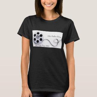 Women's basic cotton Tshirt  Black