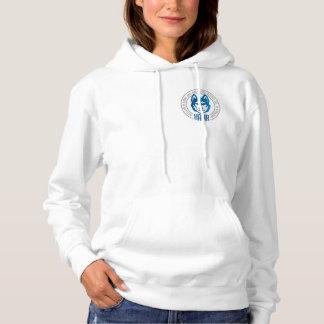 Women's Basic Hooded HAMR Jumper Hoodie