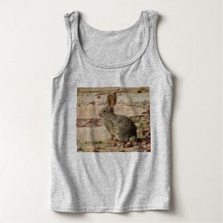 Women's Basic Tank Top - Bunny Profile