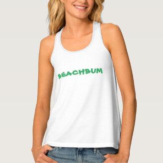 "Women's ""BEACHBUM"" Racerback Tank Top"