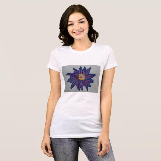 Women's Bella+Canvas favourite Jersey T-Shirt, Whi T-Shirt