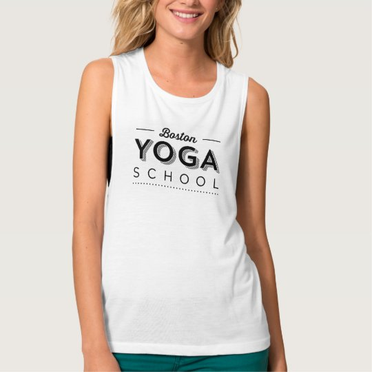 Womens Bella+Canvas Flowy Muscle Tank