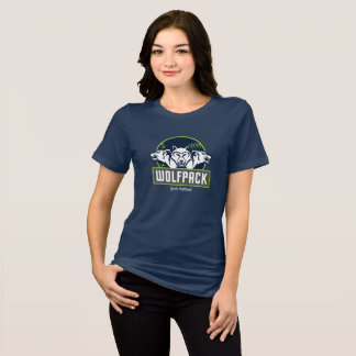 Women's Bella+Canvas Relaxed Fit Jersey T-Shirt