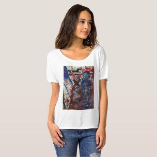 Women's Bella Canvas Slouchy Boyfriend T-Shirt