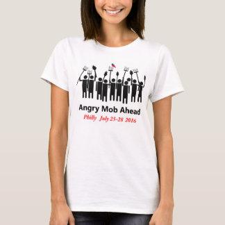 Womens Bernie Angry Mob T-Shirt
