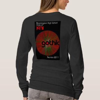 Women's BHS Reunion 2011 long-sleeved shirt