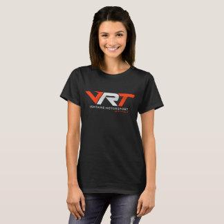 Womens Black VRT Racenoobs T-Shirt