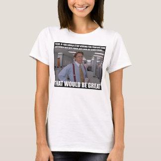 Women's - 'Boss Prayers' T-Shirt