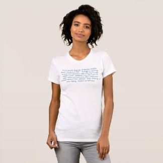 Women's Buddha T-shirt