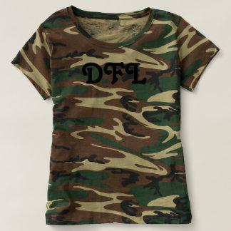 Women's Camouflage T-Shirt