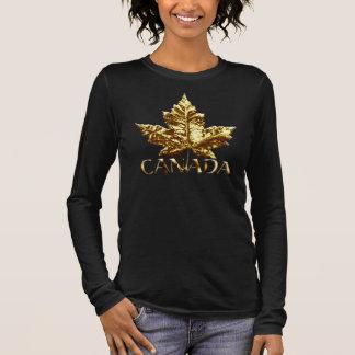Women's Canada Shirt Plus Size Gold Medal Shirt