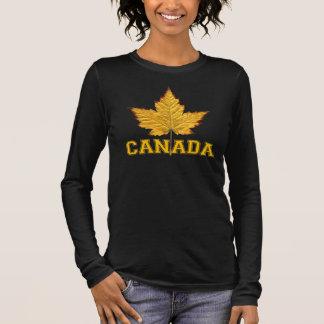 Women's Canada Shirt Team Canada Souvenir Shirts