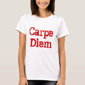 Womens Carpe Diem top