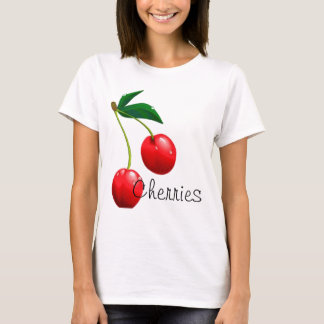 WOMEN'S CHERRIES TEE