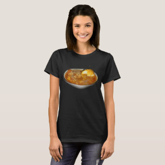 Women's Chili with Cornbread T-Shirt
