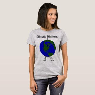 Women's Climate Matters T-Shirt