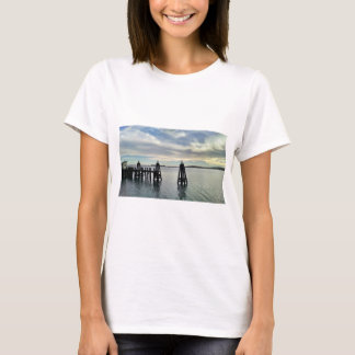 womens coastal nature tshirt