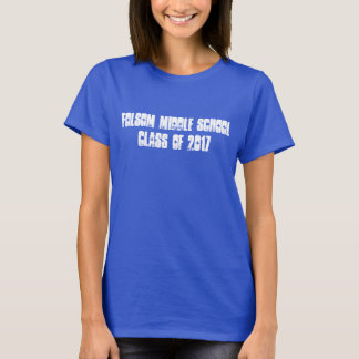 Women's ComfortSoft® T-Shirt_ Folsom Middle School T-Shirt