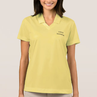 Women's Custom Dri-FIT polo