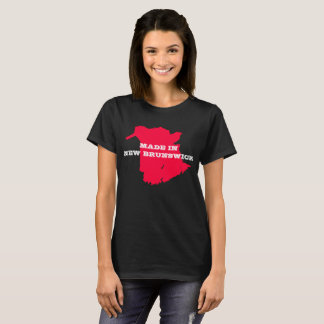 Women's Customizable Made in New Brunswick T-shirt