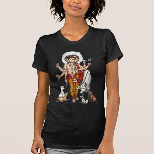Women's Dattatreya/Guru Mantra T-Shirt