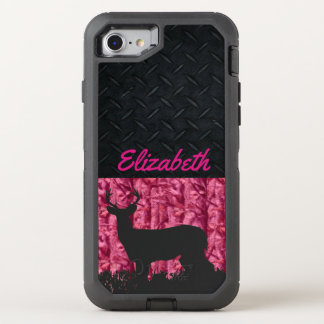Women's Deer Hunting Rugged Camo Phone Case