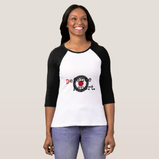 Women's DefenceReport Long-Sleeve with Roundel T-Shirt
