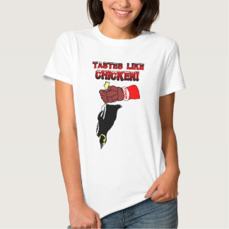 Womens Detroit Dead Penguin T-Shirt