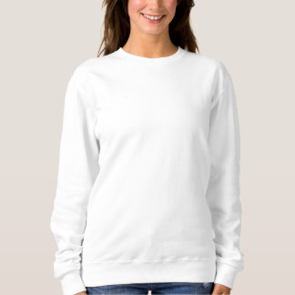 Women's Embroidered Sweatshirt