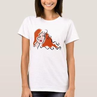 Women's Face T-Shirt