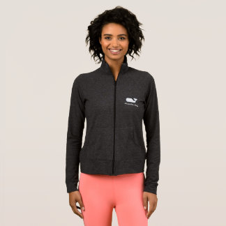 Womens Fitted Zip Front Jacket
