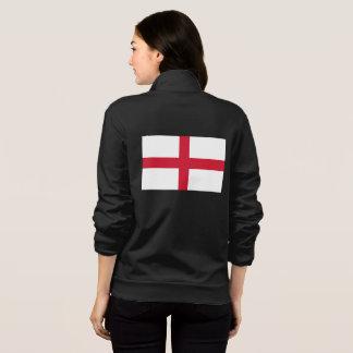 Women's  Fleece Jogger with flag of England