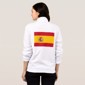 Women's  Fleece Jogger with flag of Spain
