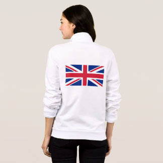 Women's  Fleece Jogger with flag of United Kingdom