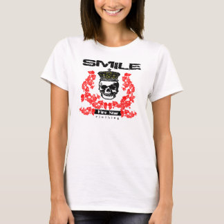 Women's FS T-Smile with The Skull T-Shirt