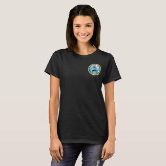 Womens GDA Patch Logo T-Shirt