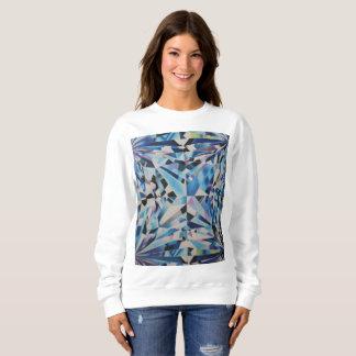 Women's Glass Diamond Sweatshirt