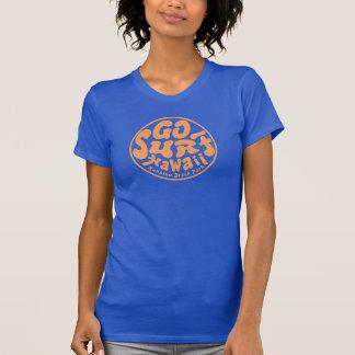 Women's GO SURF HAWAII T-Shirt