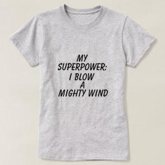 Women's Graphic Superpower T-Shirt