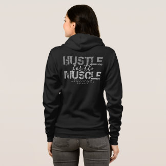 WOMEN'S GYM WORKOUT HOODIE